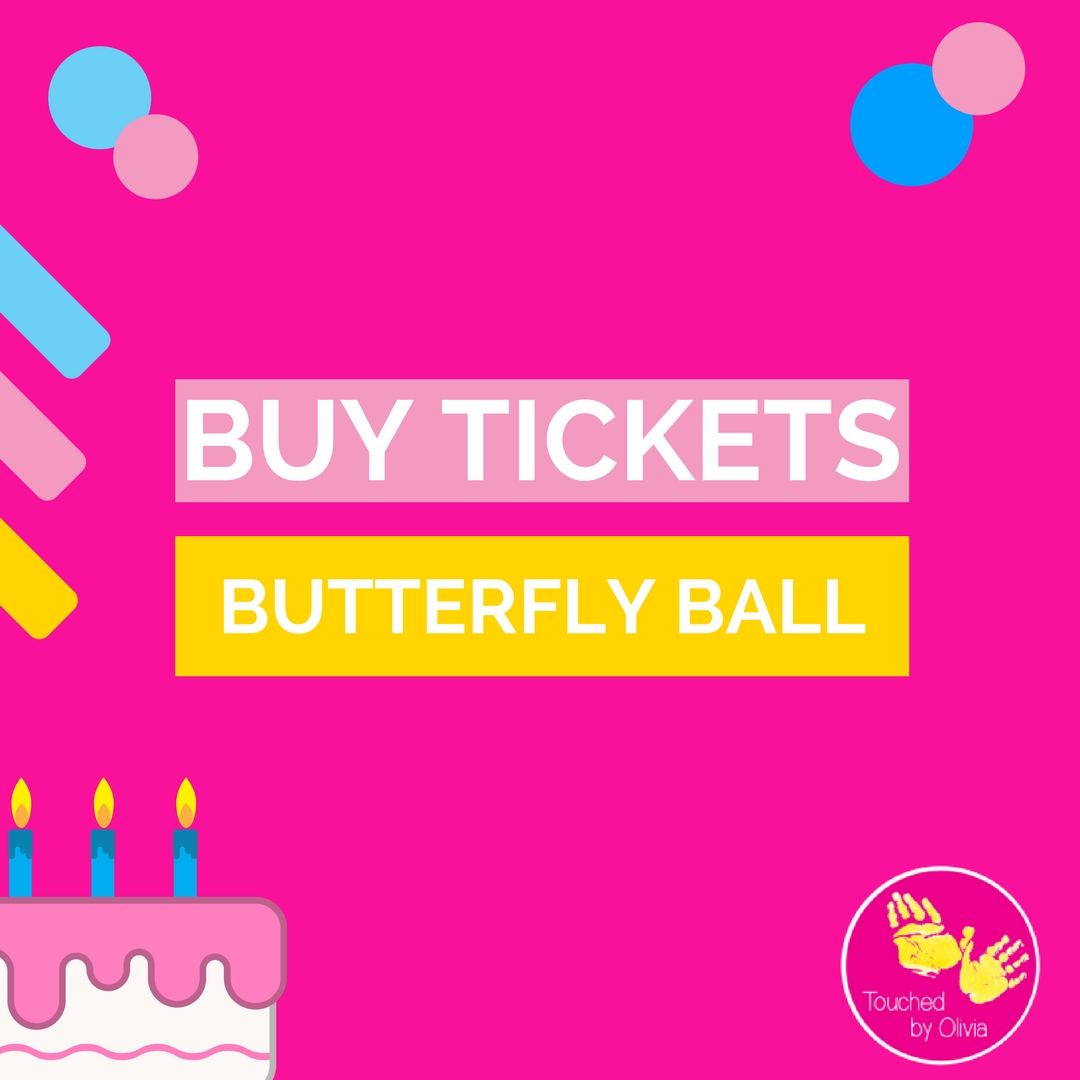 Invitation to The Butterfly Ball 2017