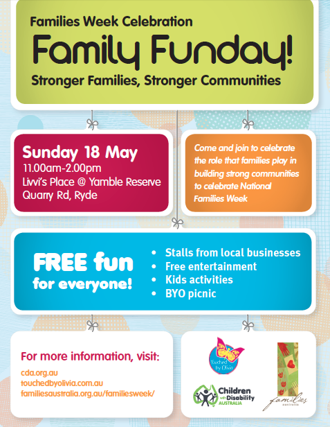 Family Funday 18 May 2014