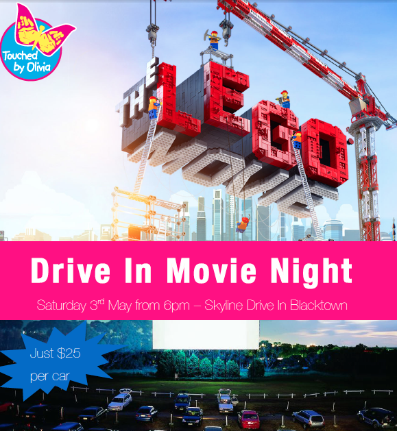 Drive In Movie Night – 3 May 2014
