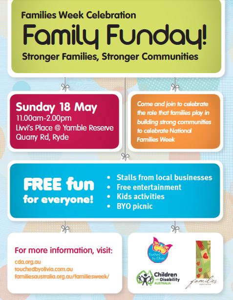 Family Funday 18 May 2014