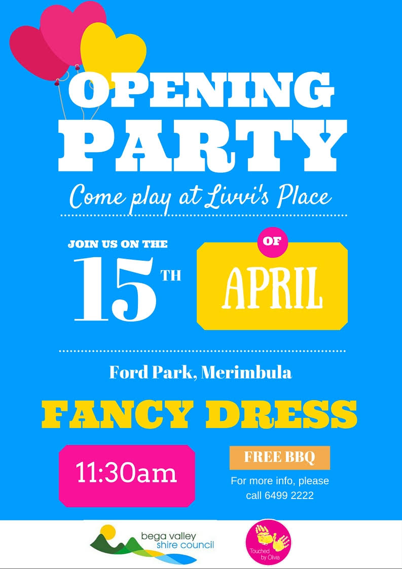 Merimbula Opening Party 15th April, 2016
